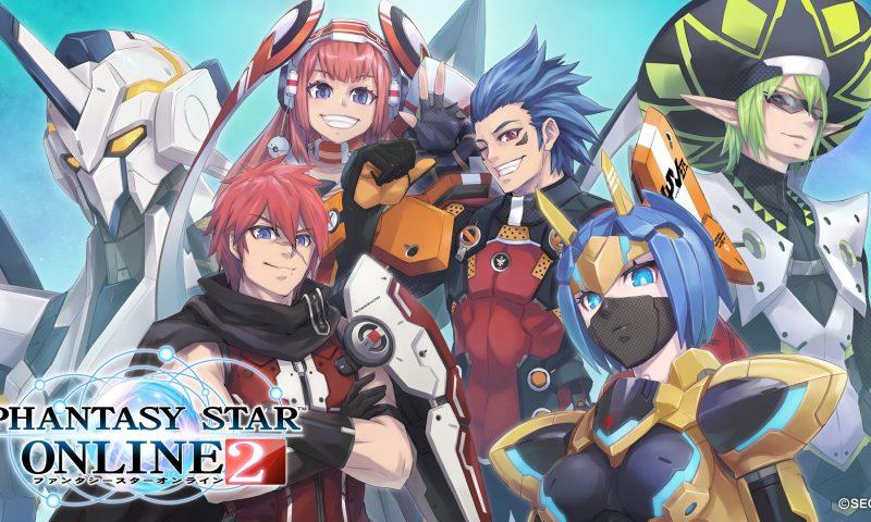 Phantasy Star Online 2 เกมแนว Action Anime ประกาศวันเปิดแล้ว