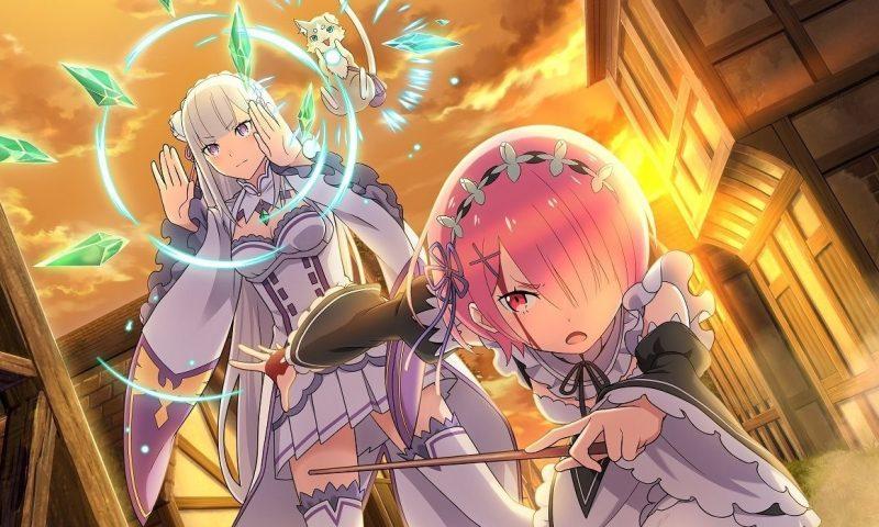 Re:Zero – Lost in Memories เกมจากการ์ตูนดังประกาศวันเปิดให้บริการ