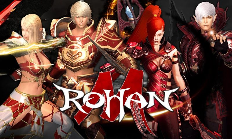 Rohan M เกมมือถือ MMORPG เตรียมเปิดลงทะเบียนล่วงหน้าได้แล้ว