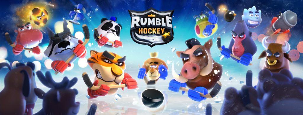 Rumble Hockey 230563