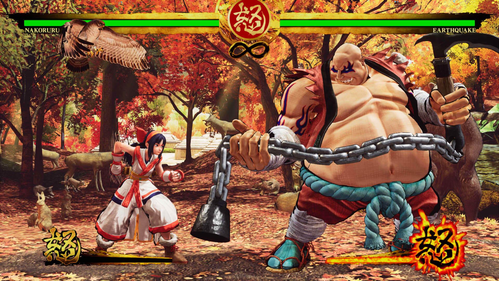 Samurai Shodown 2752020 2
