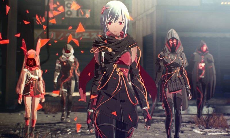 Scarlet Nexus เกมสายอนิเมะตัวใหม่จากค่าย Bandai Namco