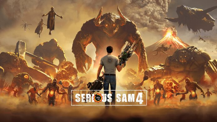 Serious Sam 4 เกมยิงสุดแฟนตาซีเตรียมขายในเดือนสิงหาคมนี้