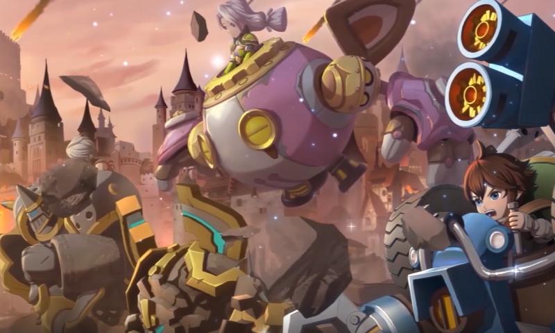 4 จุดเด่นของ Sky Era เกมมือถือใหม่แนว MMORPG เก็บเวลสุดแบ๊ว
