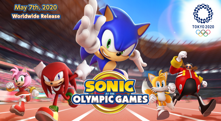 Sonic at the Olympic Games 090563