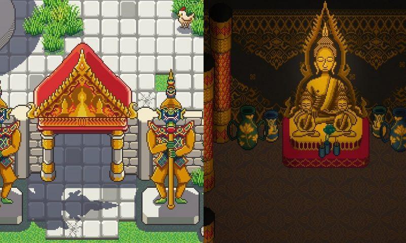 น่าเล่นเกมสไตล์ปลูกผัก Thailand Farming เกมเกษตรวิถีไทย
