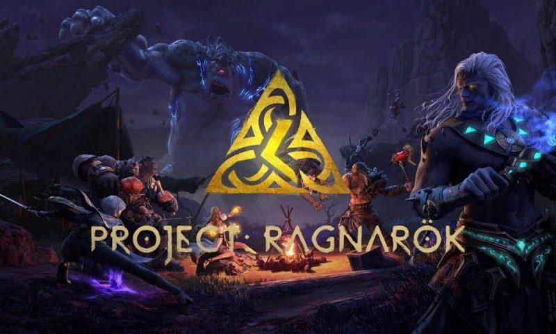 เปิดตัว The Ragnarok เกมแนวผจญภัย Openworld สำหรับพีซีและมือถือ