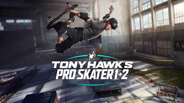 Tony Hawks Pro Skater 1 2 Ann 05 12 20