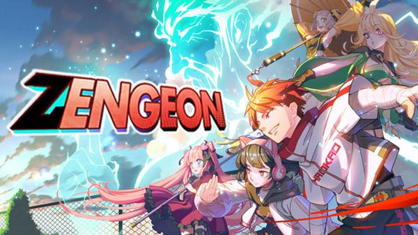 Zengeon เกมแนว Anime Action RPG ประกาศเปิดตัวภายในปี 2020