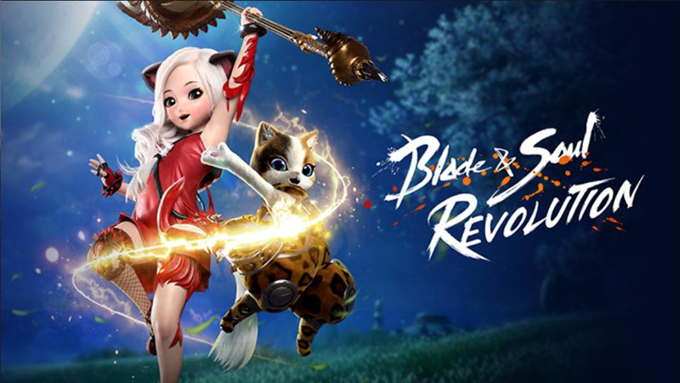 BladeSoul Revolution 1562020