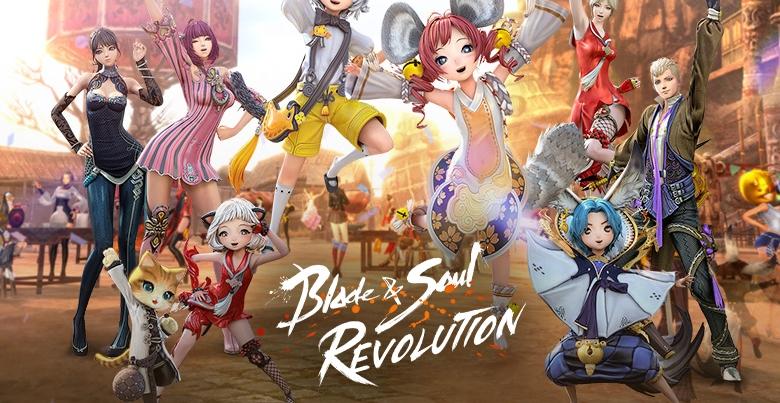 BladeSoul Revolution 2562020 1