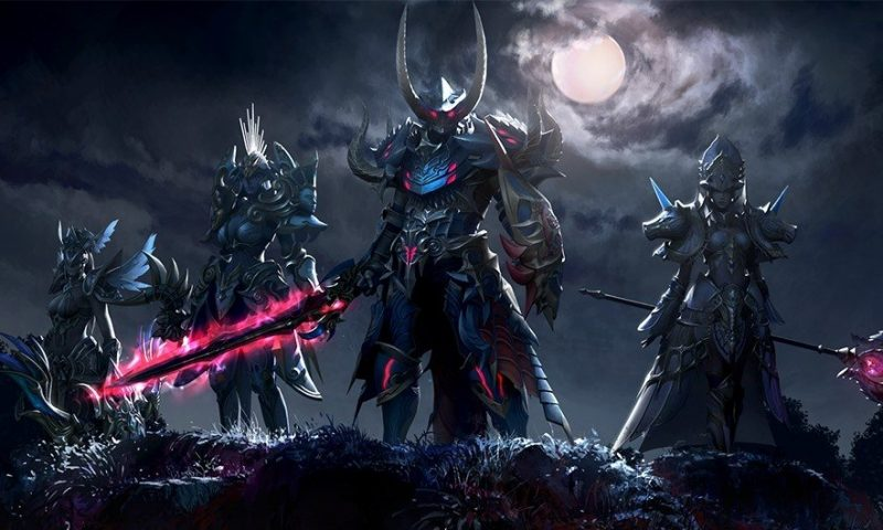 Dekaron M เกมมือถือ MMORPG สุดอลังเผย 4 คลาสภายในเกม