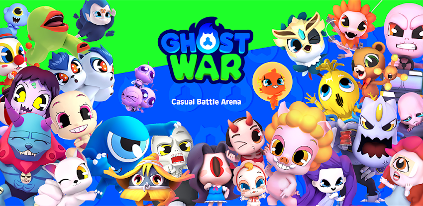 Ghost War Casual Battle Arena 140663