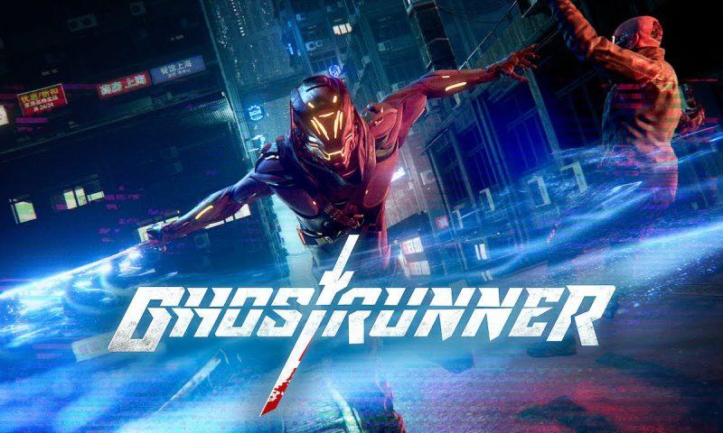 Ghostrunner เกมนินจาไฮเทคเผยตัวอย่างใหม่ Action สุดอลังการ
