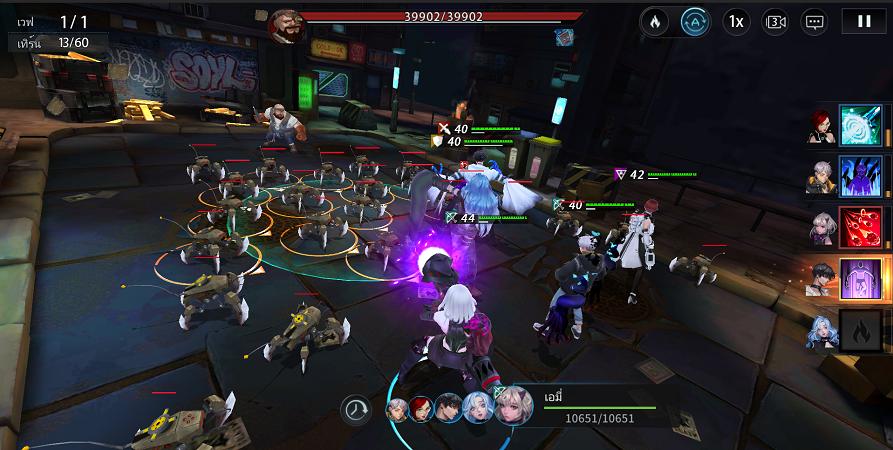 Heroes War Counterattack 2