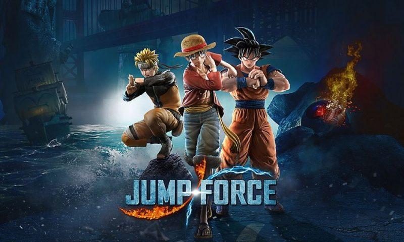 Jump Force กำลังจะไปเปิดตัวบน Nintendo Switch 27 สิงหาคมนี้