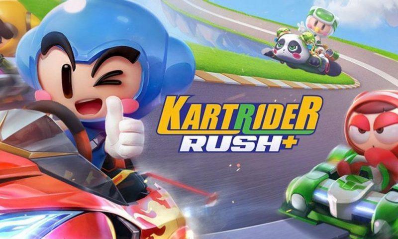 เอาเรื่องสุดๆ KartRider Rush+ ยอดดาวน์โหลดทะลุ 10 ล้าน