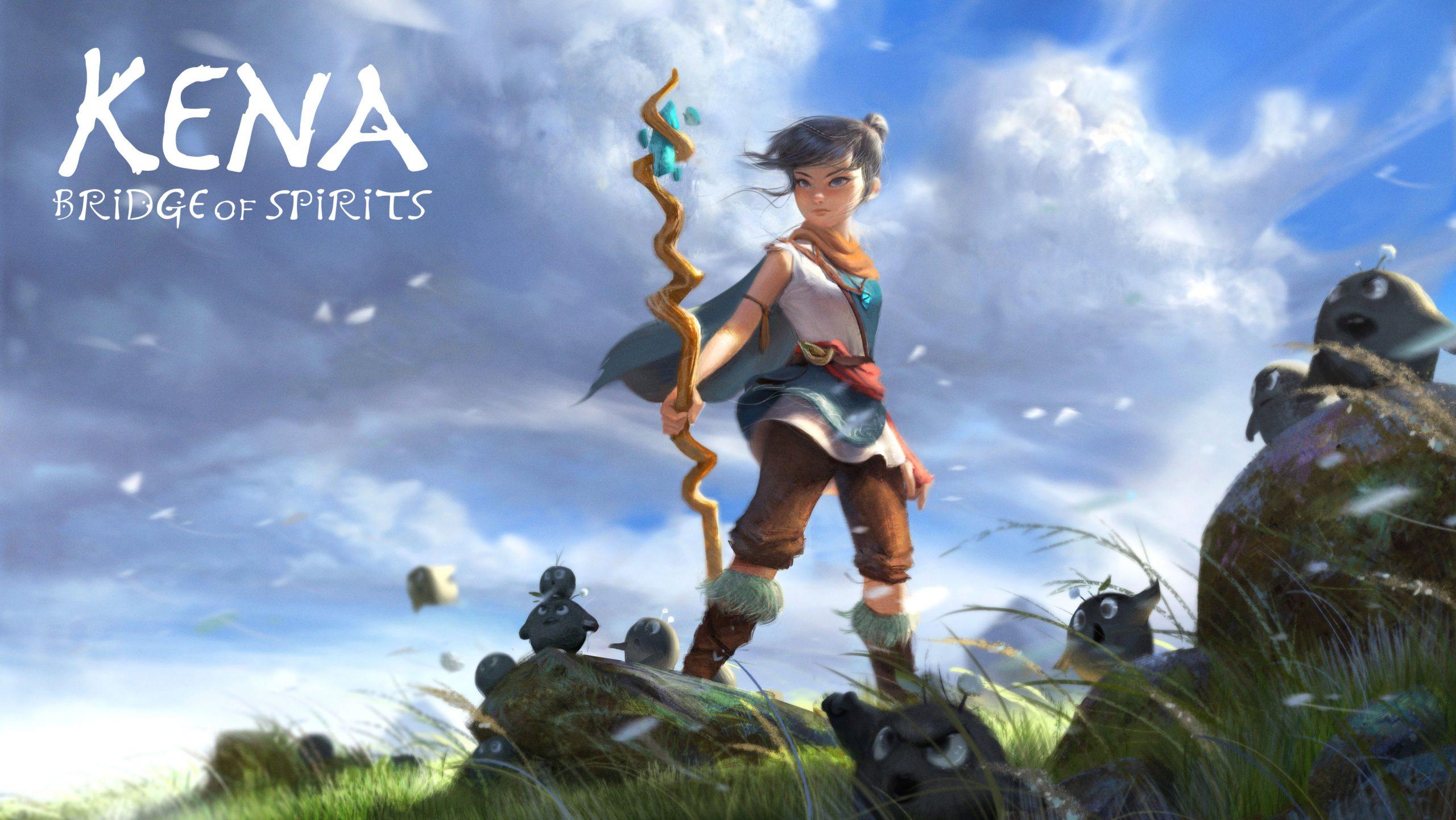 เปิดตัว Kena: Bridge of Spirits เกมแนวการ์ตูน CG สุดอลังการ - GameMonday
