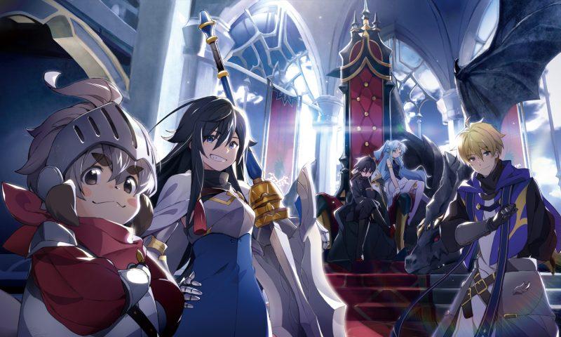 มาแล้ว Lord of Heroes เกมมือถือ RPG ภาพสุดเมะในเวอร์ชั่น ENG