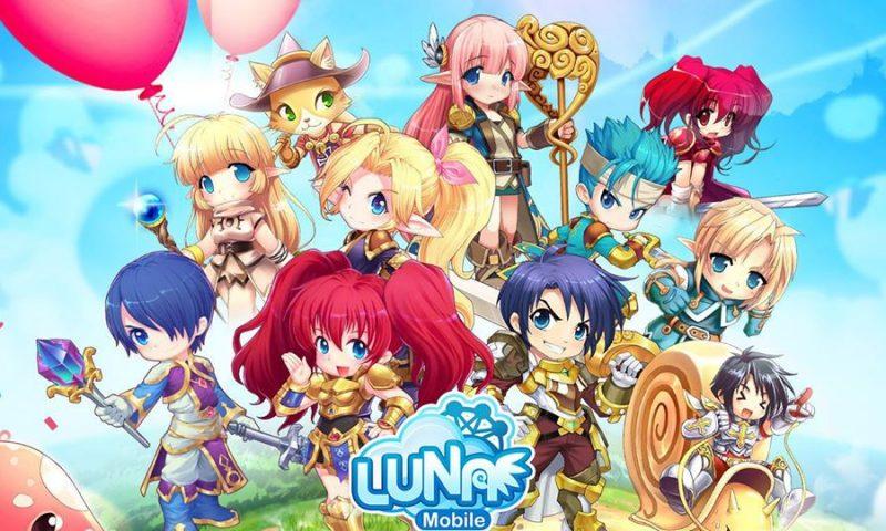 Luna Mobile เกมมือถือ MMORPG สุดแบ๊วเตรียมเปิด Open Beta