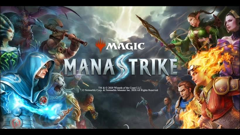 MAGIC MANASTRIKE 18620202