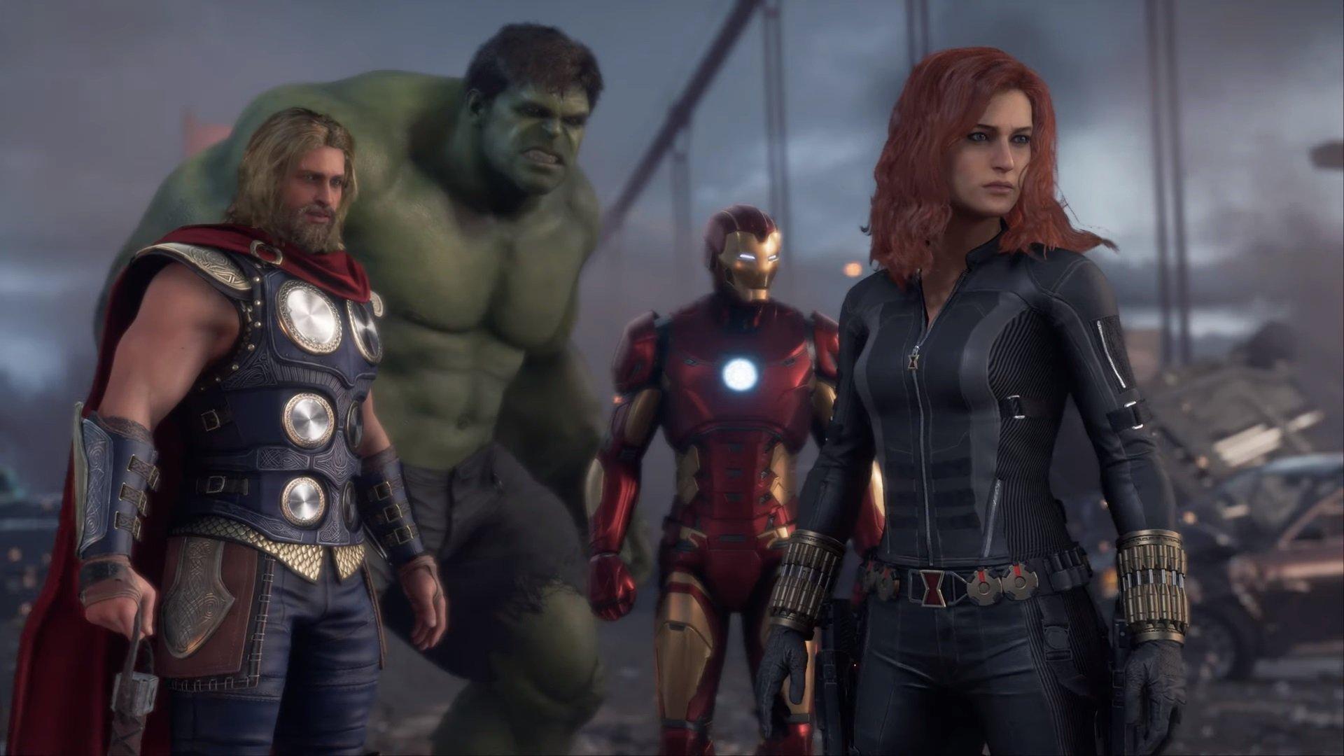 Marvel's Avengers 2362020 1