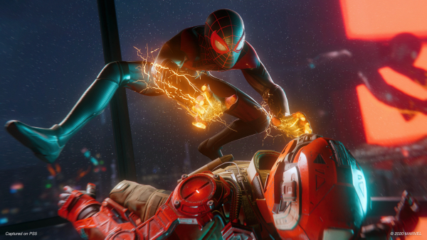 ไอแมงมุม Marvel's Spider-Man: Miles Morales ภาคใหม่มาแล้ว