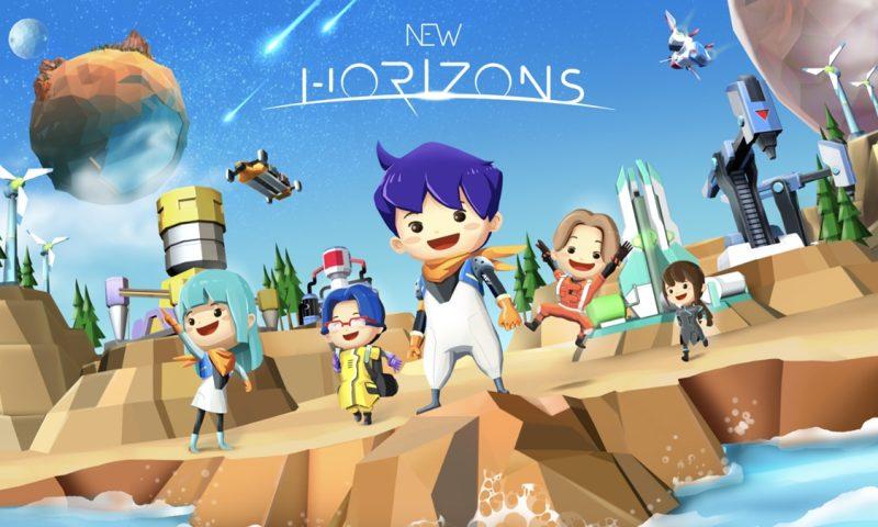 New Horizons เกมมือถือภาพสุดน่ารักเปิดให้บริการแล้ววันนี้