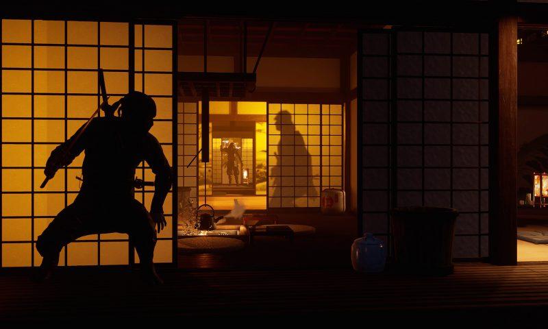 Ninja Simulator เกมแนว Action รับบทเป็นนักฆ่านินจา