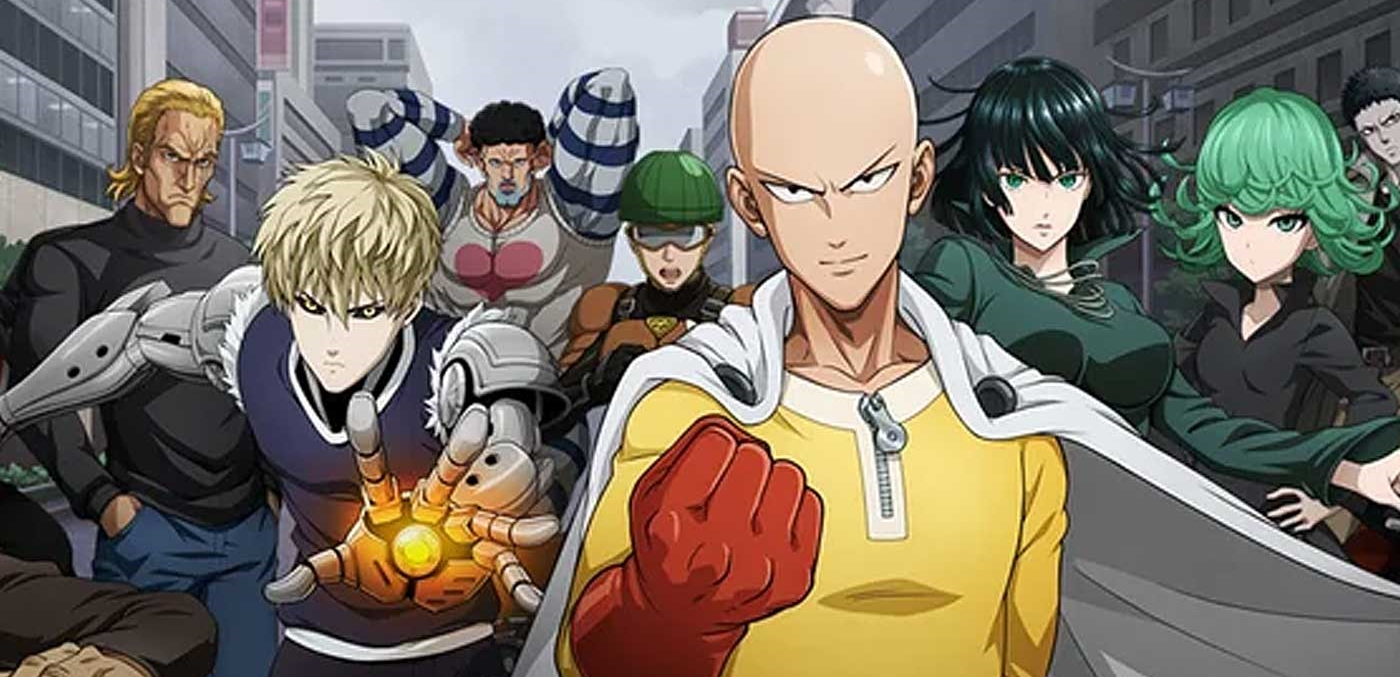 ONE PUNCH MAN 2462020