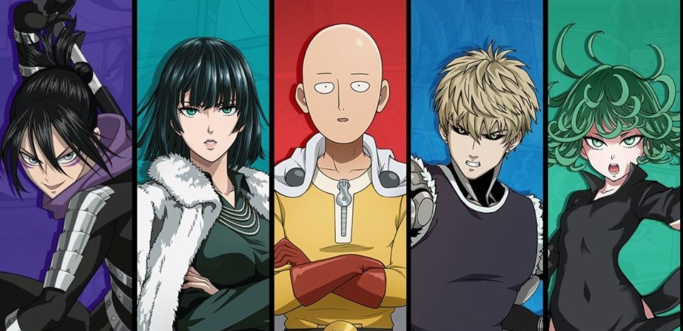 One Punch Man 2962020 2