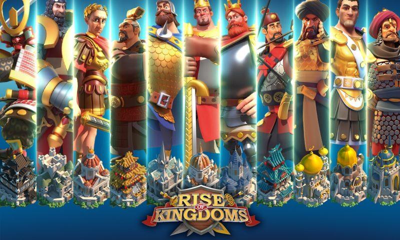 Rise of Kingdoms แนะนำวิธีเล่นเบื้องต้นสำหรับทำสงครามสุดมันส์