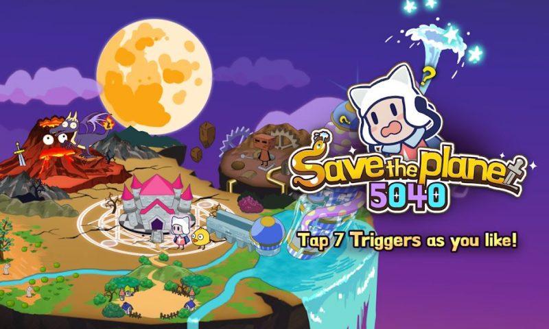 GRAVITY เปิดตัวเกม Save The Planet 5040 แนว Casual เล่นสบายๆ