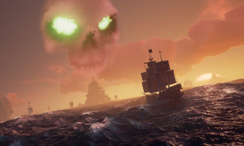 ออกทะเลได้ Sea of Thieves วางจำหน่านบน Steam แล้ววันนี้