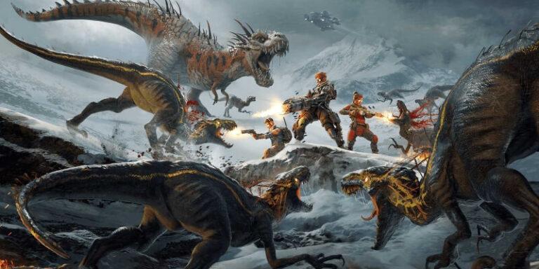 Second Extinction 1162020