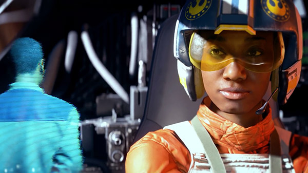 Star Wars: Squadrons เผยตัวอย่าง Gameplay สงครามอวกาศ