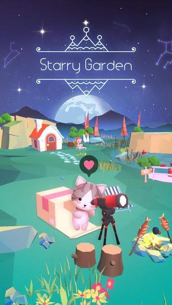 Starry Garden 060663