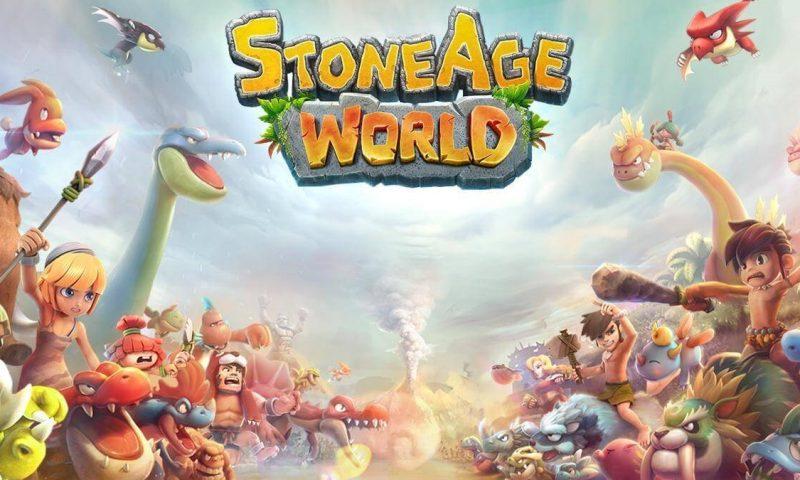 StoneAge World เกมมือถือ RPG ยุคหินเริ่มผจญภัยแล้ววันนี้