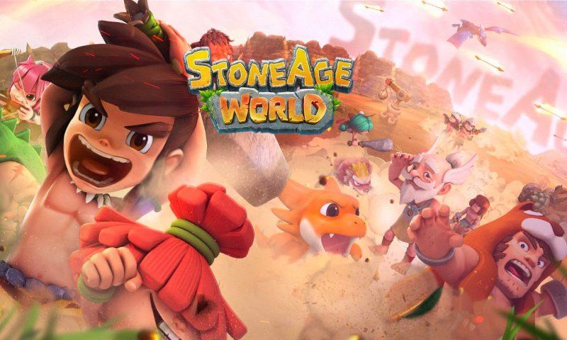 รีวิว StoneAge World เกมมือถือ Turn Based ผจญภัยในยุคหิน