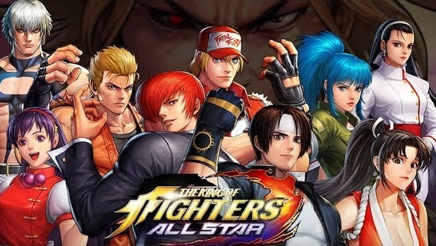 The King of Fighters ALLSTAR 1