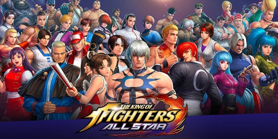 The King of Fighters ALLSTAR 2662020 1