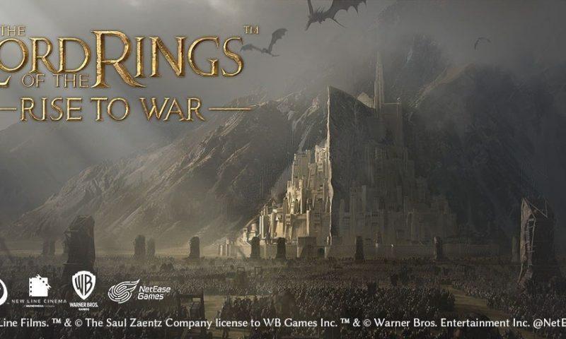 NetEase จับมือกับ Warner Bros เปิดตัว The Lord of the Rings