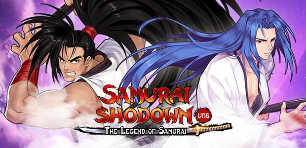 เริ่มให้ลงทะเบียน SAMURAI SHODOWN เกมมือถือตัวใหม่จาก VNG