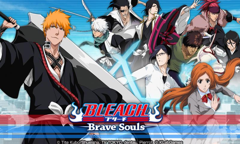Bleach: Brave Souls เปิดให้บริการแล้ววันนี้บนสโตร์ประเทศไทย