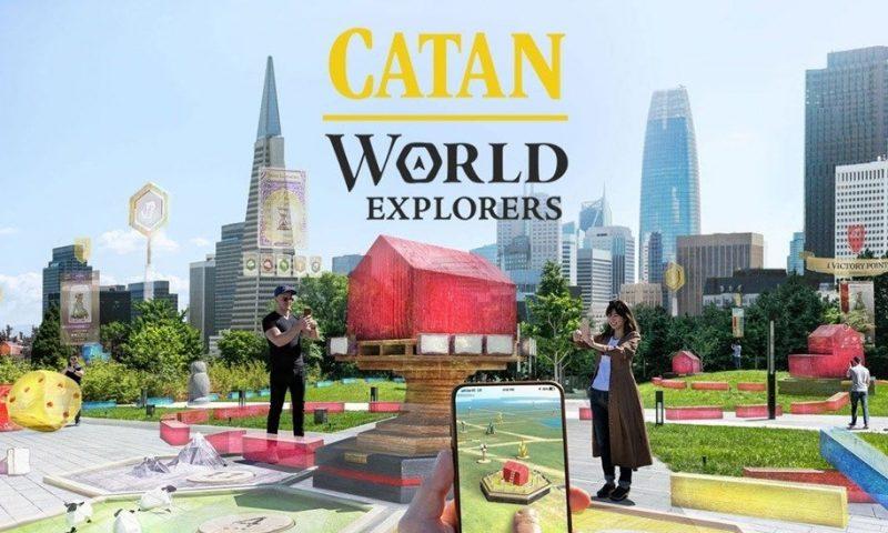 Catan: World Explorers เกมสไตล์ AR ที่ทำให้ทั้งโลกกลายเป็นกระดาน