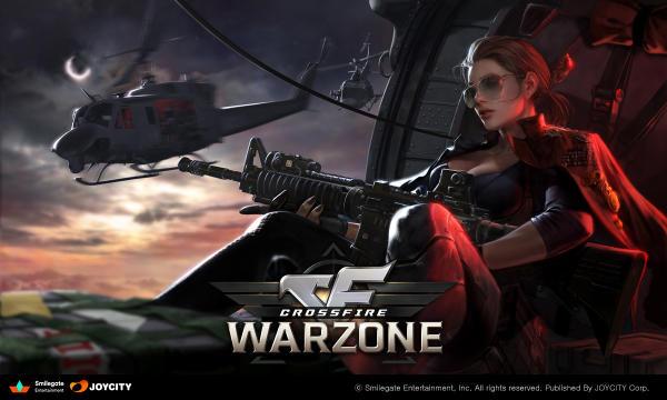 Crossfire: Warzone เกมแนว FPS ถูกดัดแปลงใหม่ในรูปแบบเกมมือถือ
