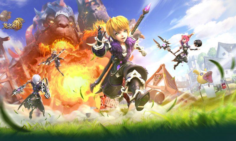 เปิดแล้วจ้า Dragon Nest 2 เกมมือถือ MMORPG จากไอพีเกมชื่อดัง
