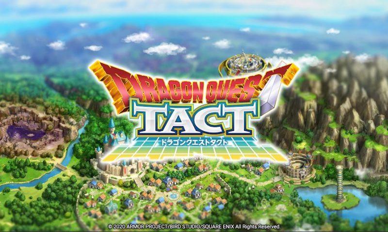 ลุยได้แล้ว Square Enix เปิดให้บริการ Dragon Quest TACT แล้ววันนี้