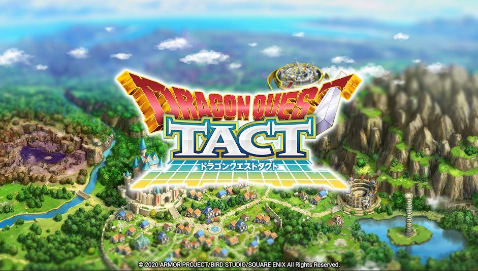 Dragon Quest TACT 1572020 1