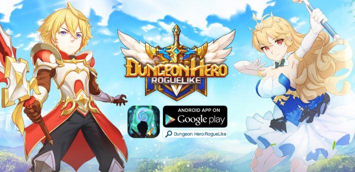 ลุยได้ Dungeon Hero: Roguelike เปิดให้ผจญภัยสุดท้าทายแล้วันนี้